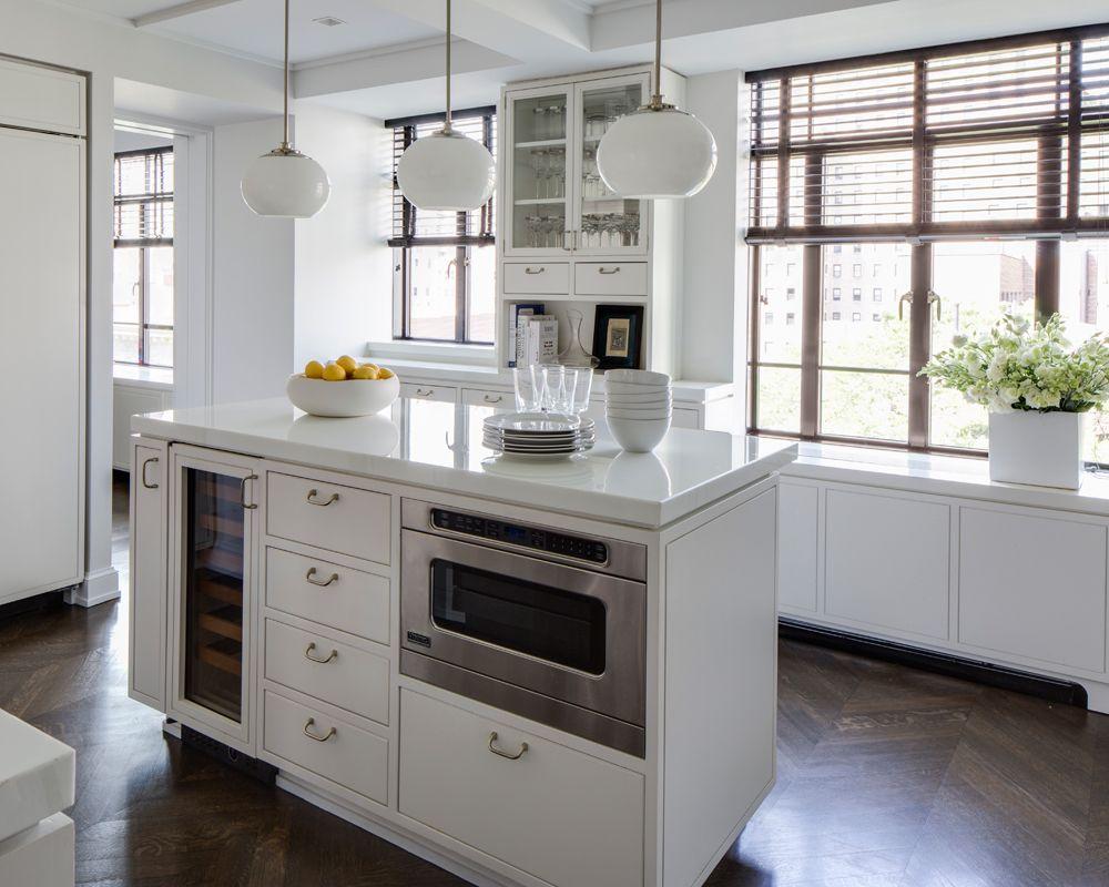 Fantástico Cocinas Contemporáneas Nueva York Festooning - Ideas de ...