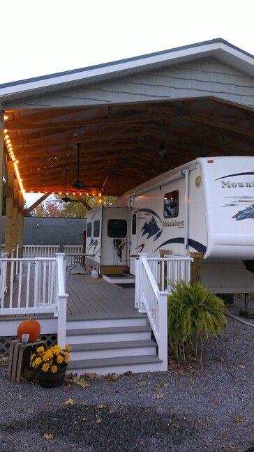 November 14 2014 Time To Leave For The Winter Trailer Living Camper Living Remodeled Campers