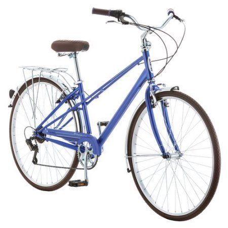 Hybrid Bikes 700c Schwinn Womens Admiral Hybrid Bike Purple Find Out More About The Great Product At The Image Lin Comfort Bike Hybrid Bicycle Adult Bikes