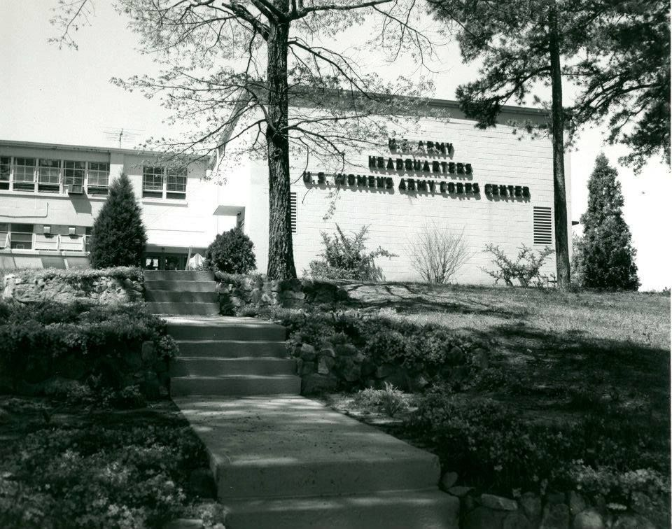 Women's Army Corp Headquarters, Ft McClellan, Alabama