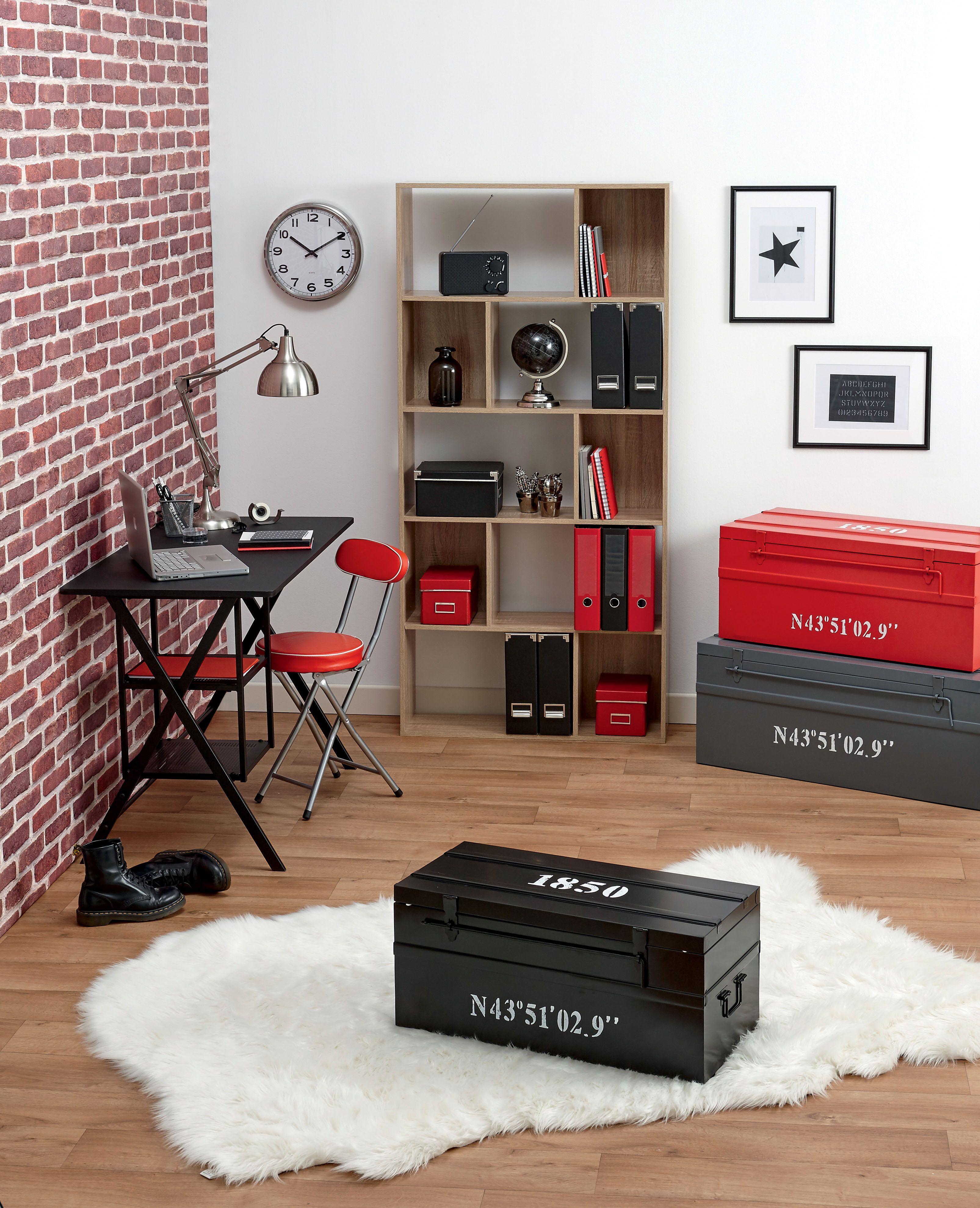 LoftMalleBibliothèqueChaise Bureau Atelier LoftMalleBibliothèqueChaise Bureau Pliante Style Atelier Style CrshQdxt