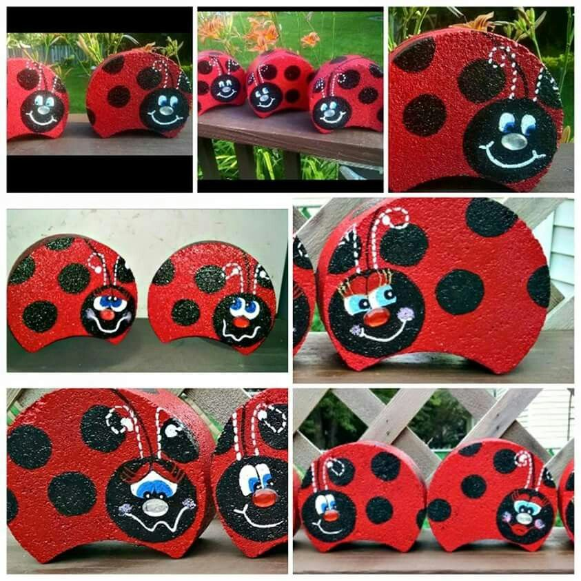 Ladybugs Https://m.facebook.com/nikkispavers/