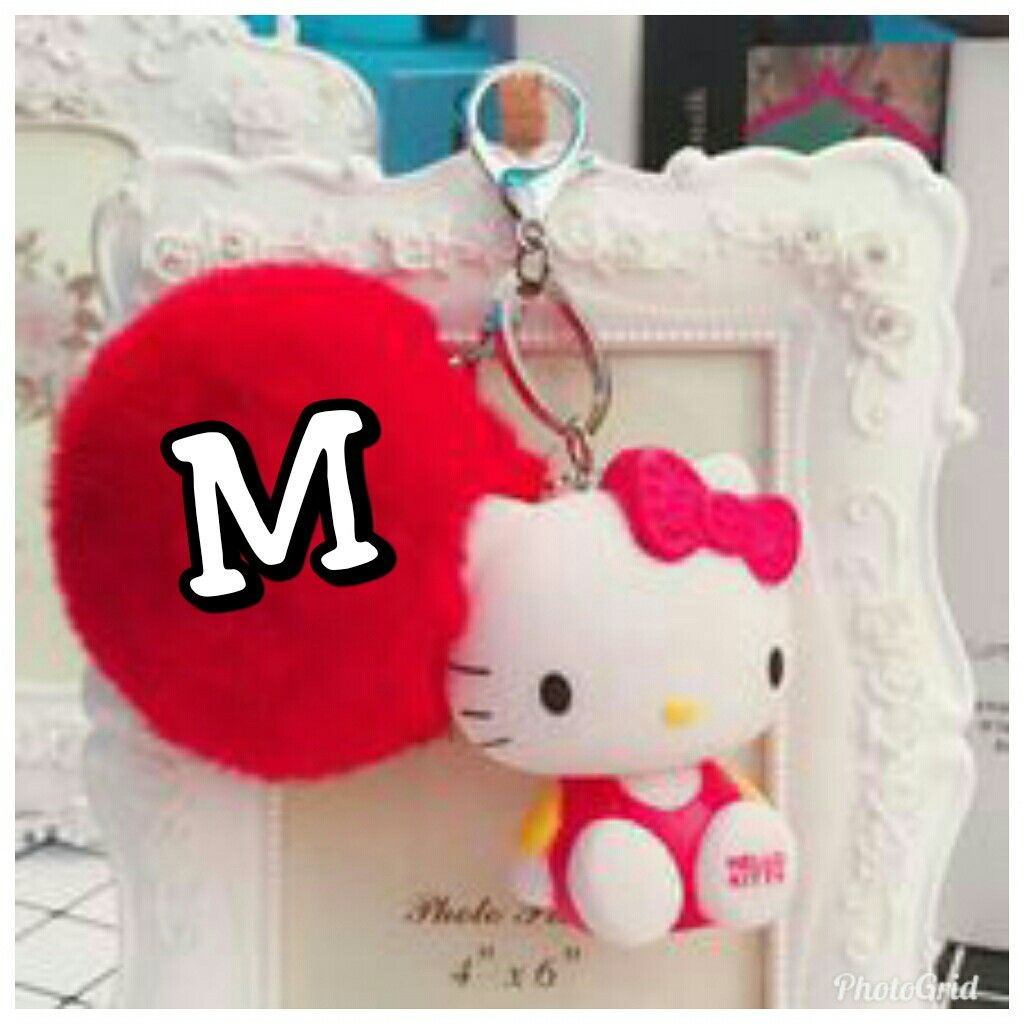 Pin By Ebtesam Saad On حروف Hello Kitty Keychain Hello Kitty Photos Hello Kitty