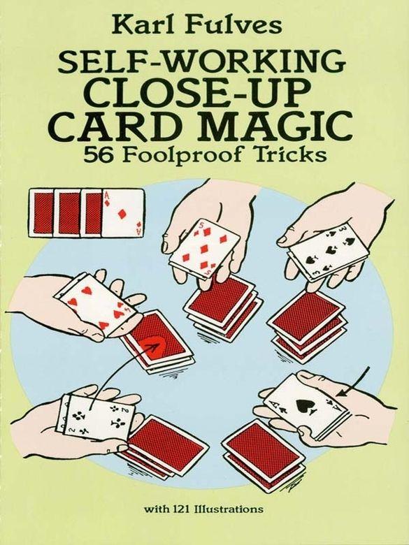 Self Working Close Up Card Magic Magic Tricks Magic Tricks For Kids Card Tricks
