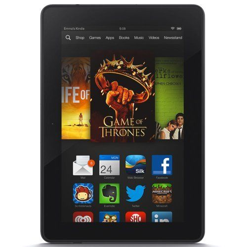 Kindle Fire Hdx 7 34 Hdx Display Wi Fi 16 Gb Includes Special Offers By Kindle Http Www Amazon Com Kindle Fire Hdx Kindle Fire Tablet Kindle Fire Hd