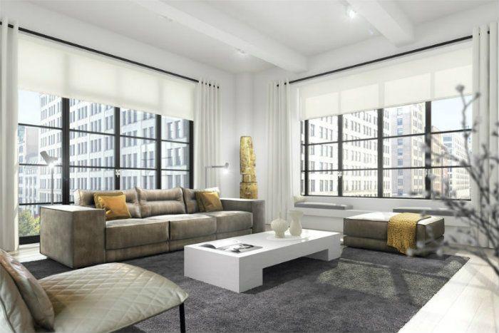Design Leben mit Piet Boon Boon, Room interior and Interiors - esszimmer im wohnzimmer