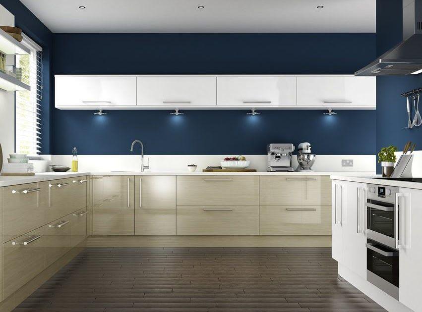 27 Blue Kitchen Ideas Pictures Of Decor Paint Cabinet Dark Blue Kitchen Cabinet Blue Cabinet Dar In 2020 Blue Kitchen Decor Navy Kitchen Walls Blue Kitchen Paint