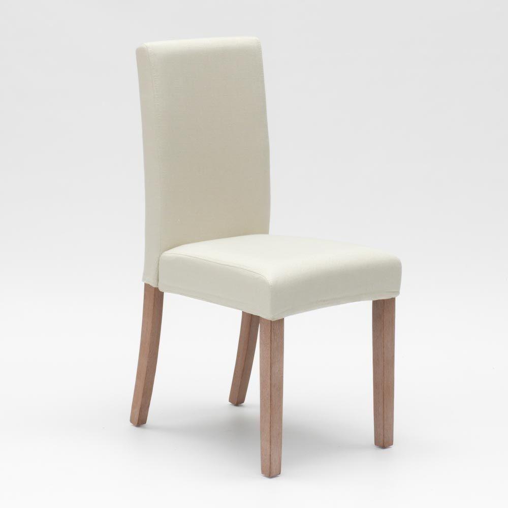 Sedie Stile Moderno.Sedia In Legno Imbottita Stile Henriksdal Per Cucina Sala Da