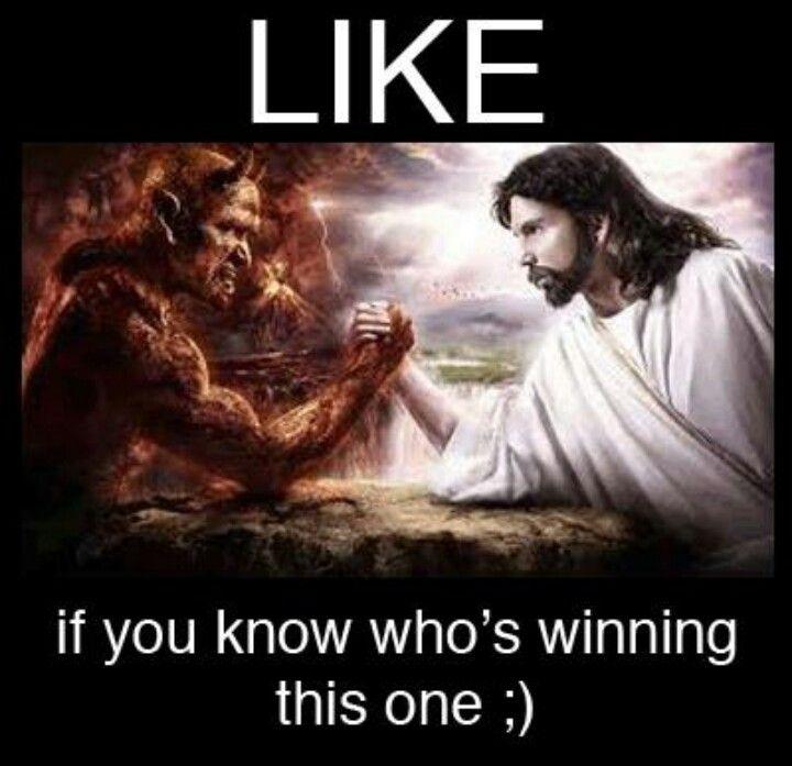 I know who wins.. Do you?