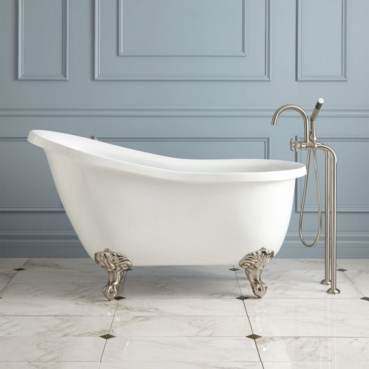 You Will Never Believe These Bizarre Truths Behind Bathtub Decor ...