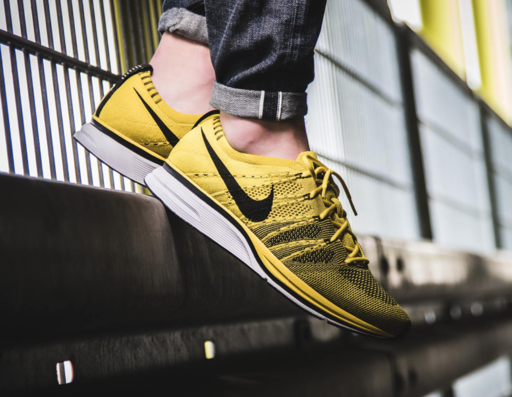 8e89a115ae68 Nike Flyknit Trainer Bright Citron Arrives In A Few Days