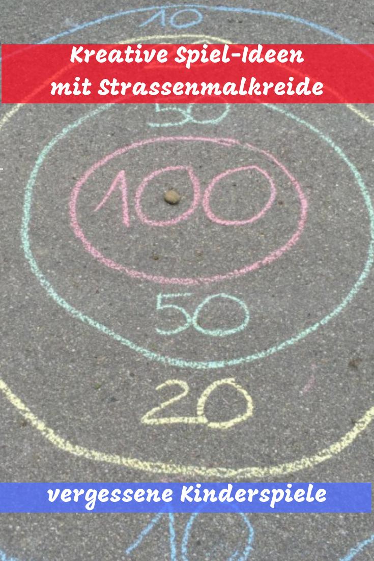 Photo of Alte Spiele neu entdeckt: Kreative Spiel-Ideen für Kinder mit Strassenmalkreide – spielen wie früher