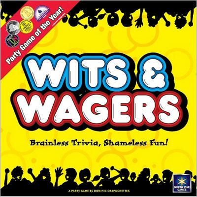 Wits & Wagers Board Game