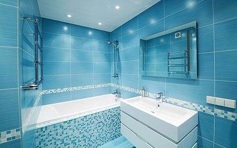 67 Cool Blue Bathroom Design Ideas DigsDigs Baths \ Toilettes