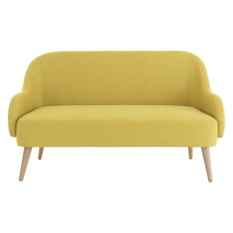 Narrow 2 Seater Sofa