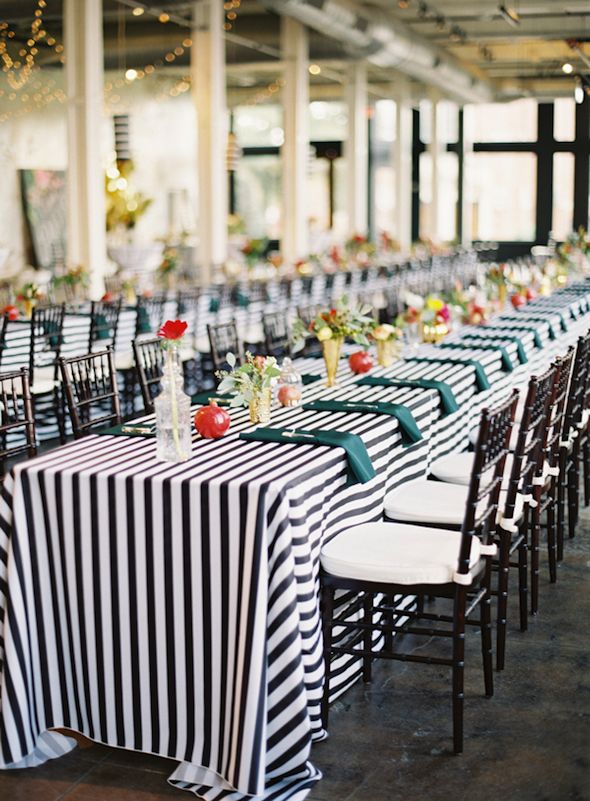 BLACK, WHITE  STRIPES » Alexan Events   Denver Wedding Planners, Colorado Wedding and Event Planning