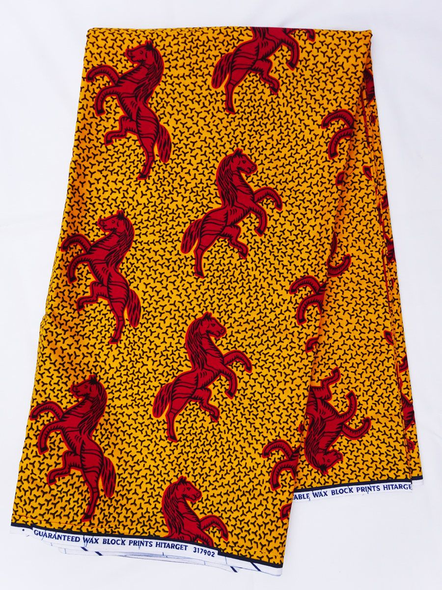African Print Fabric Sold By Yard Ankara Fabric African