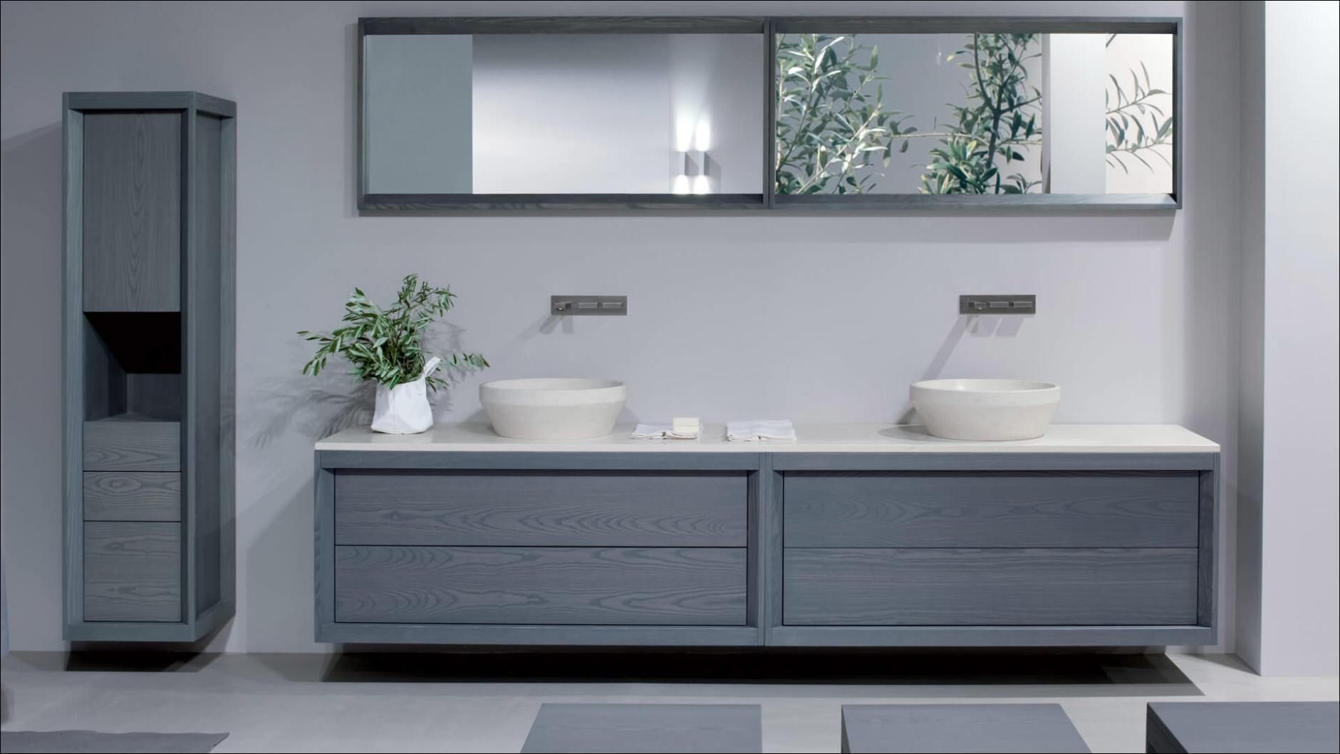 30 Stunning Modern Bathroom Vanities