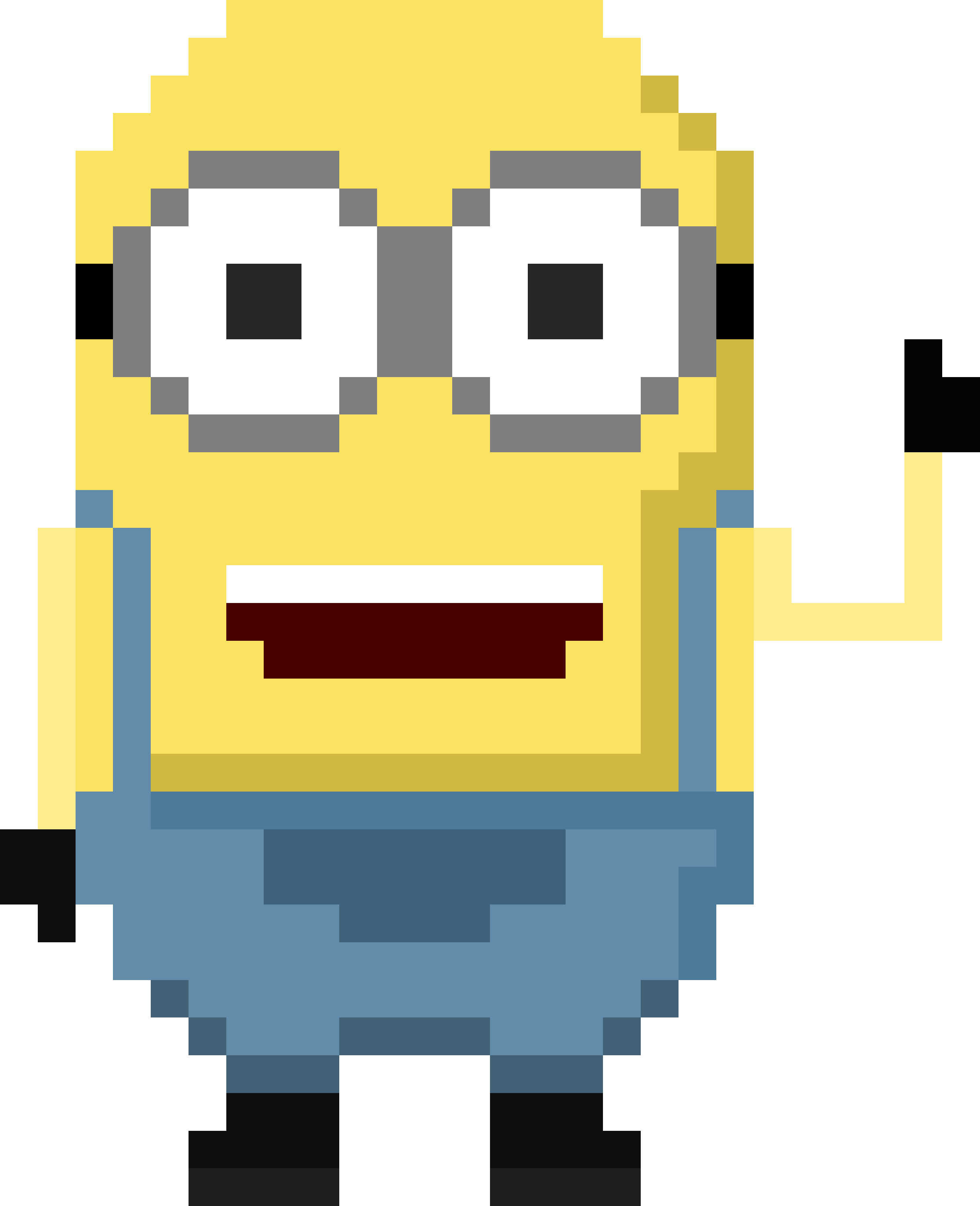 Minions Bob Pixelart Bob Film Movie In 2019 Mini