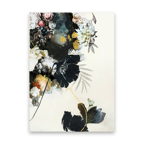 Plakat Haute Couture 2 50x70cm Daells Bolighus I 2020 Plakater Galleri Akvarel