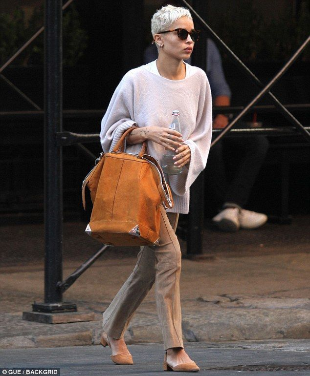 Zoe Kravitz cuts a chic figure in taupe trousers with cream sweater #zoekravitzstyle Natural beauty: Zoe Kravitz donned taupe trousers with an oversized cream sweater for an e... #zoekravitz Zoe Kravitz cuts a chic figure in taupe trousers with cream sweater #zoekravitzstyle Natural beauty: Zoe Kravitz donned taupe trousers with an oversized cream sweater for an e... #zoekravitzstyle Zoe Kravitz cuts a chic figure in taupe trousers with cream sweater #zoekravitzstyle Natural beauty: Zoe Kravitz #zoekravitzstyle