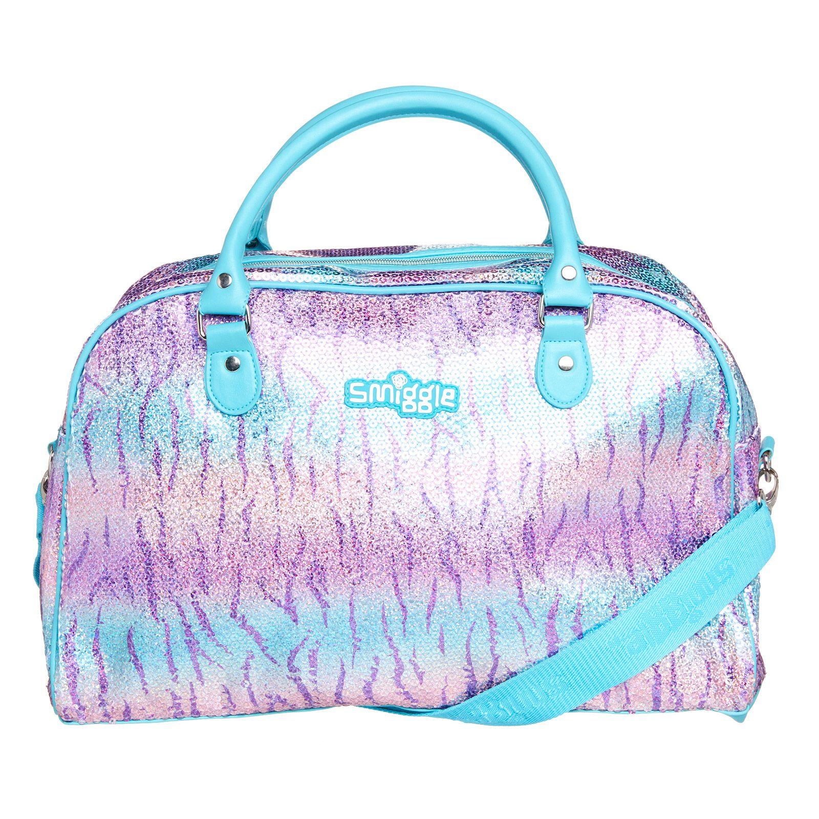4555f06357c2 Shimmer Weekender Bag | Smiggle UK | Smiggle | School bags for kids ...