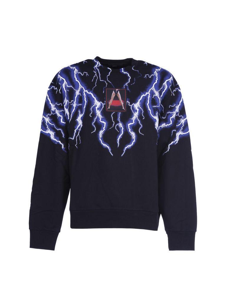 5d33c6af ALEXANDER WANG Lightning Collage Sweatshirt From Alexander Wang. # alexanderwang #cloth #