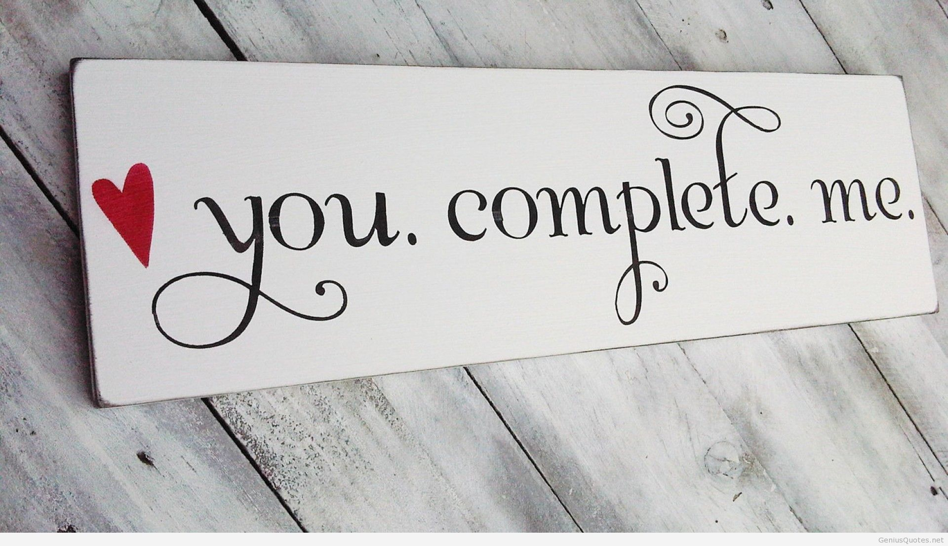 You complete me quote HD Happy anniversary quotes
