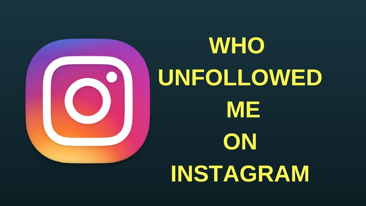 How to Find Out Who Unfollowed Me on Instagram? How to