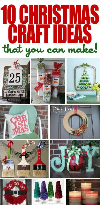 Get Inspired: 10 Christmas Decor Ideas
