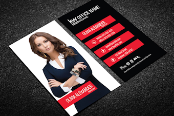 Keller williams business card templates free shipping online keller williams business card templates free shipping online designs business team reheart Image collections