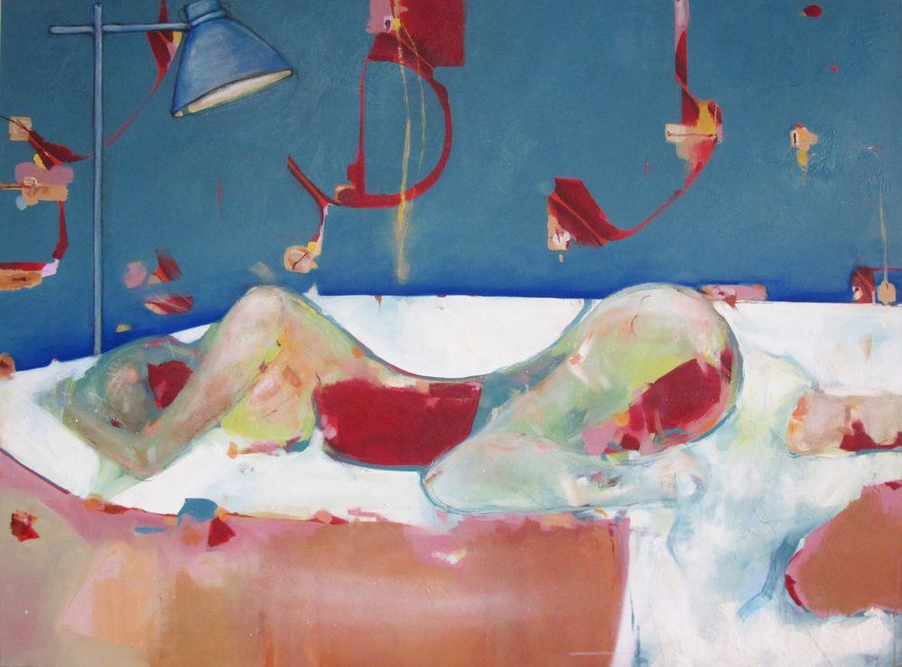 Summer Nights by Claire Nakazawa from Art Pharmacy via The