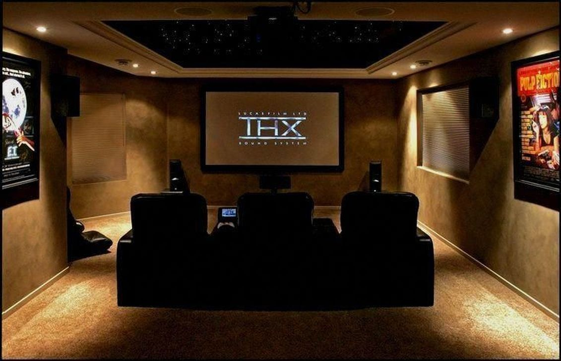 33 The Best Home Theater Design Ideas For Small Rooms With Images