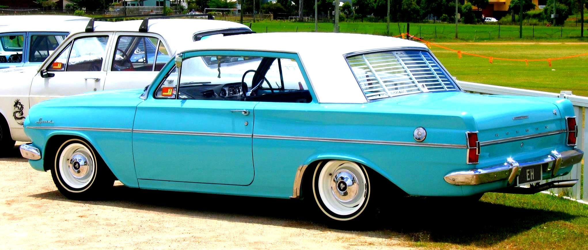 Holden EH Coupe ... yes please.