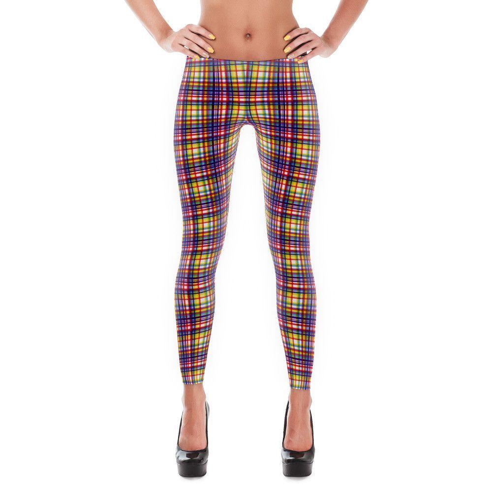 Fashion Leggings - CheckMate
