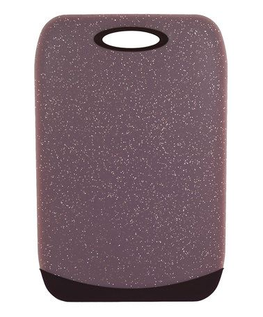 So I already have 2 purple cutting boards that match my kitchen but this one has sparkle!!! only $12.99 through zulily