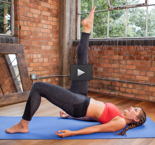 10 Moves On The Pilates Chair: The Yoga-Pilates Combo Class That Sculpts A Killer Butt