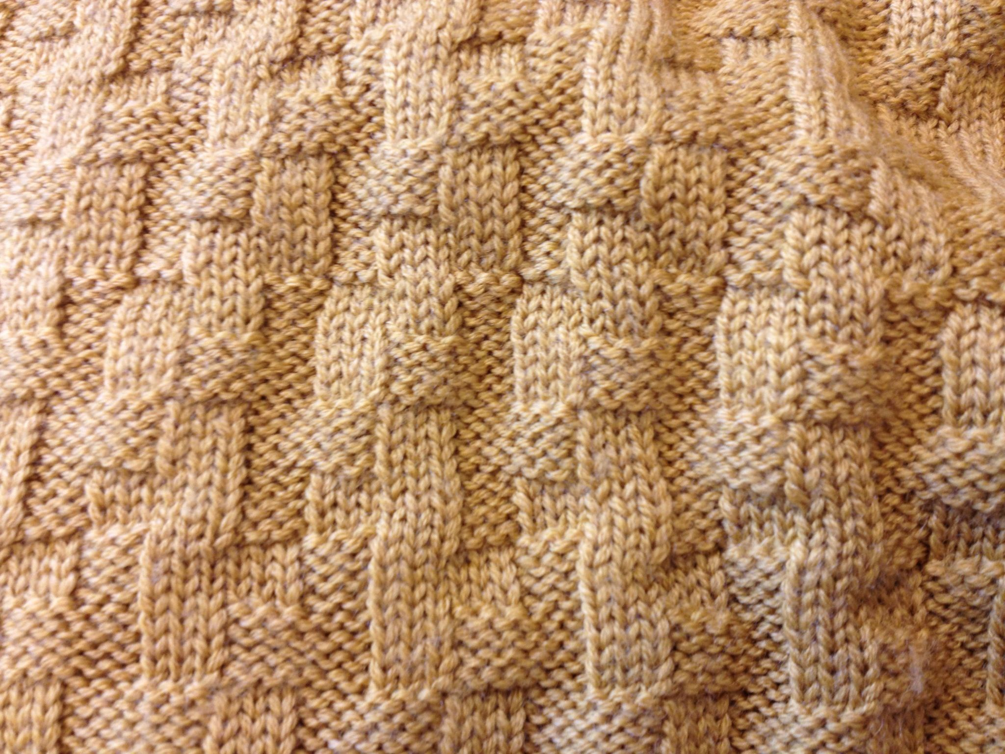 Knitting from COS