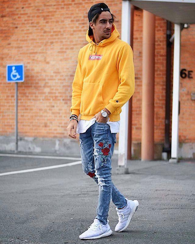 cb0696f2ca9 ...  street  streetwear  ripped  urban  stylish  inspiration  fashionlover   jeans  shirt  sweatshirt  menstyle  men  mensfashion  women  womensfashion   look ...