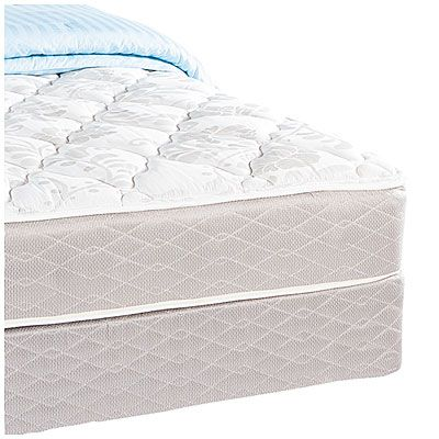 Serta Perfect Sleeper Benson Queen Mattress Box Spring Set At