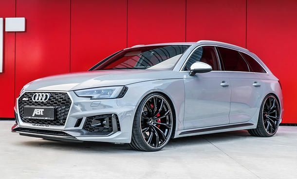 Abt RS4 Avant (2018): Tuning für den Audi RS 4           Abt RS4 (2018)