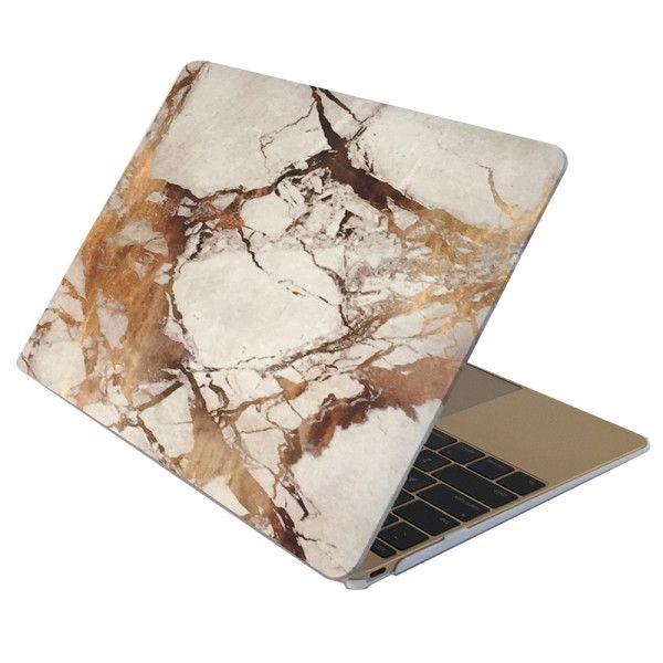 MacBook Pro Cover 16 inch 12 inch MacBook Air 13 Case Golden Purple Marble MacBook Pro 13 Case Plastic Hard Case A2337 A2338 M1