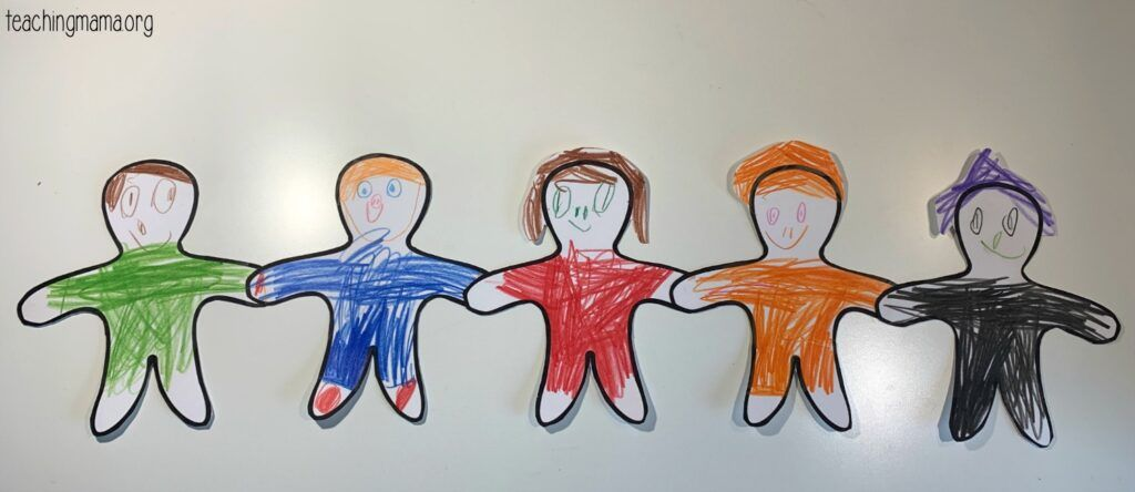 Preschool Family Theme Activities (With images ...