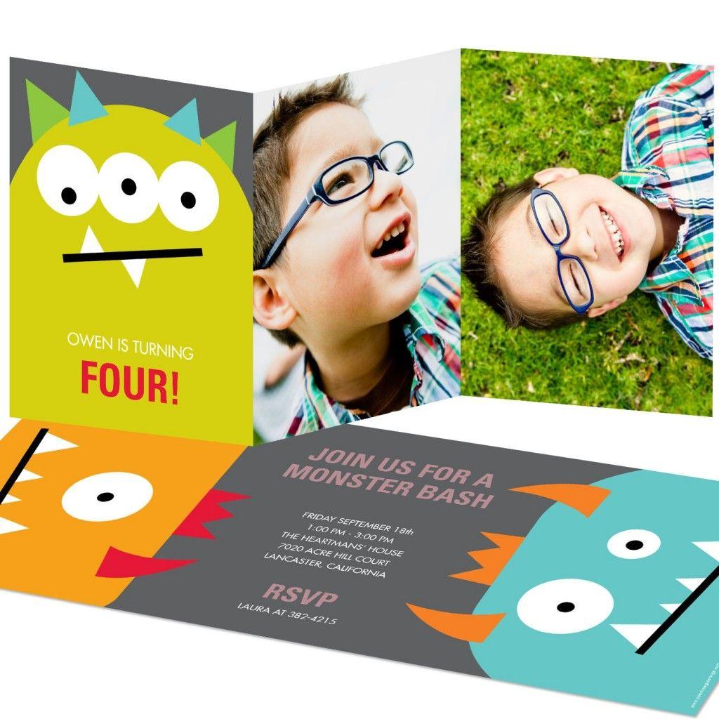 Monster Ideas For Kids