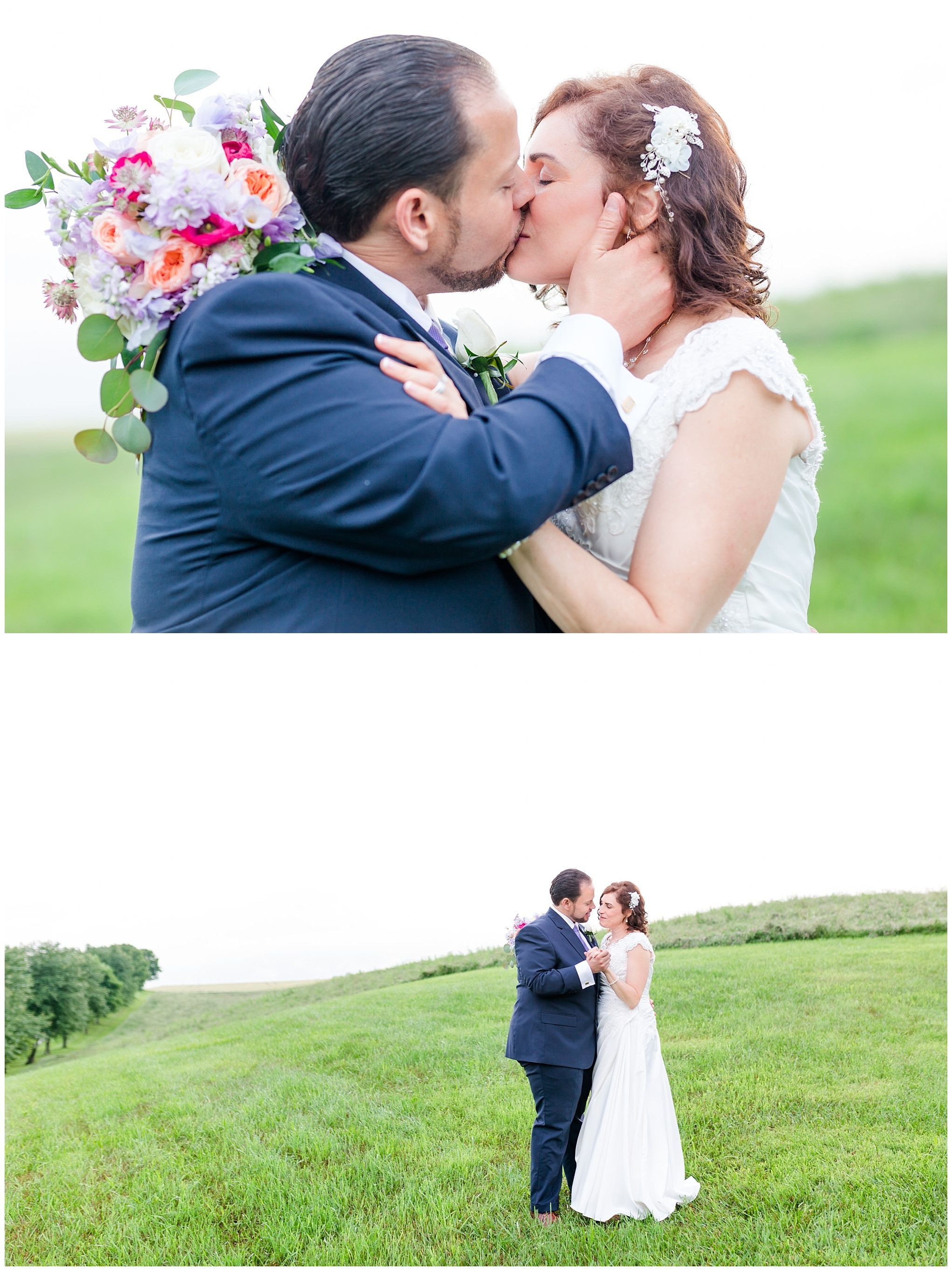 See more of this rainy wedding day here https