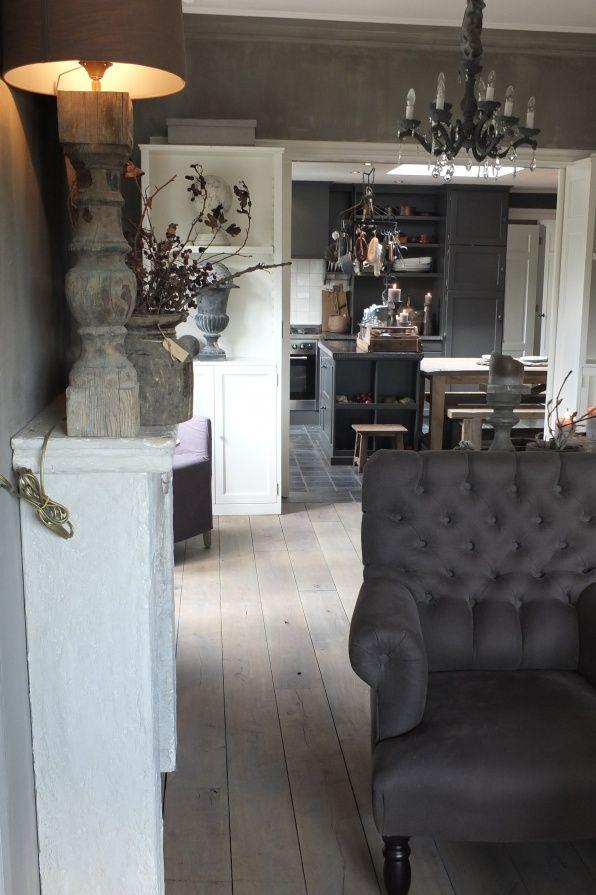 Binnenkijken woonkamer   Styling & Living   GREY   Pinterest ...