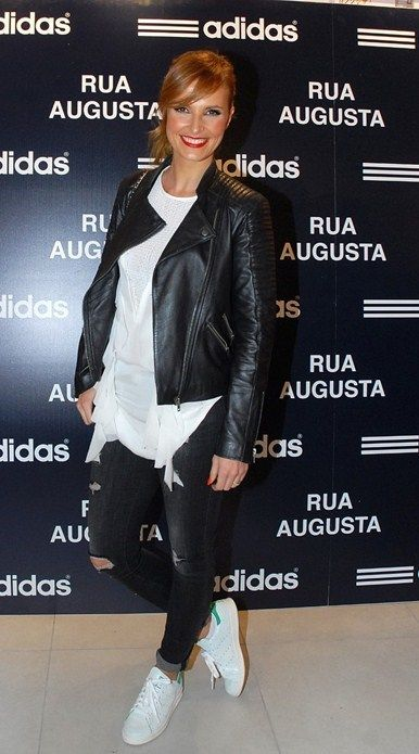 0ab134a52c0 Cristina Ferreira - Adidas - Vogue Portugal