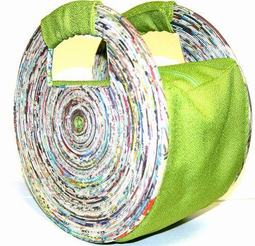 Reciclaje y diseño: objetos de diseño con materiales reciclados ...