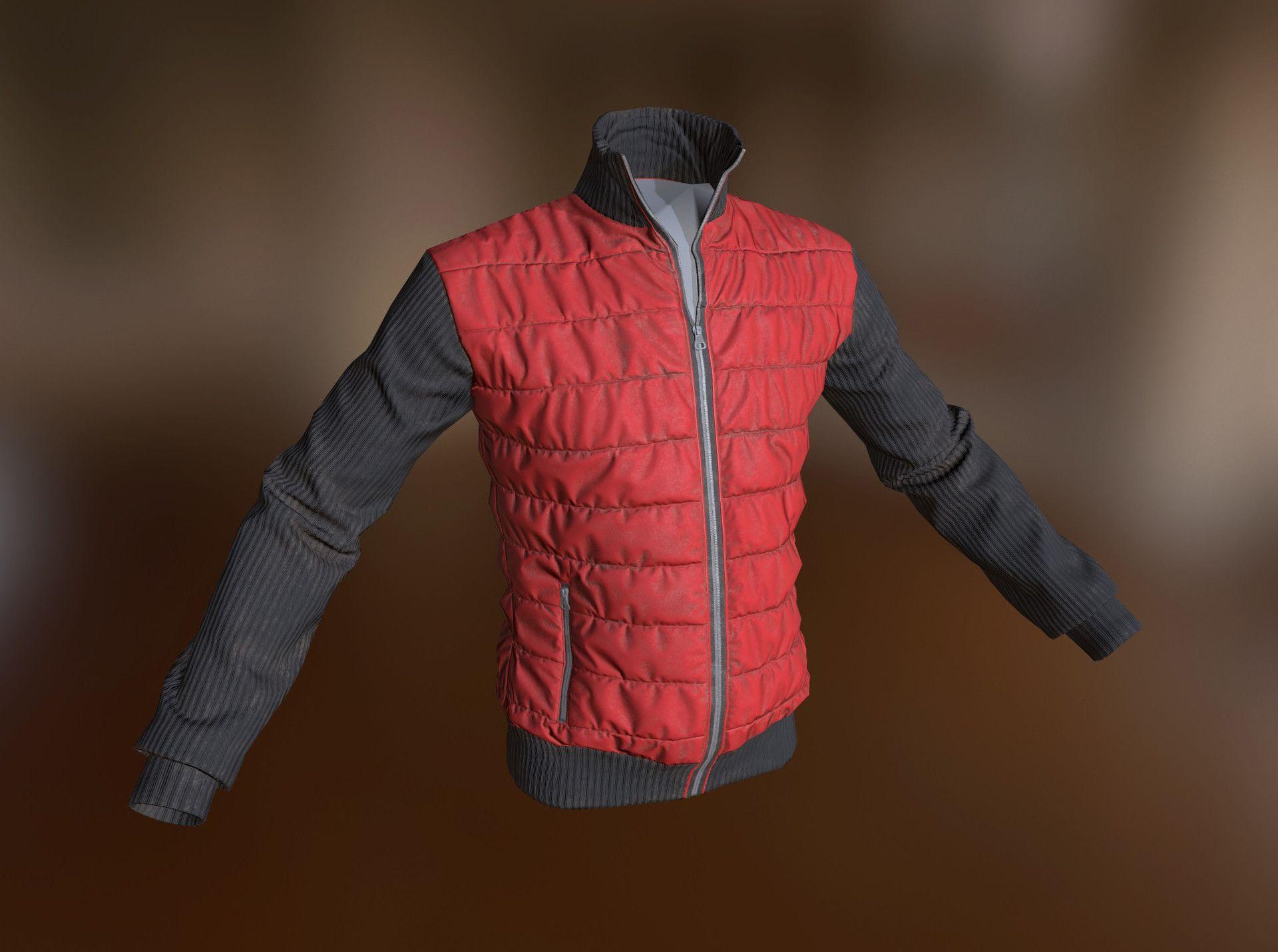 ArtStation - Jacket, Yura Karpenko