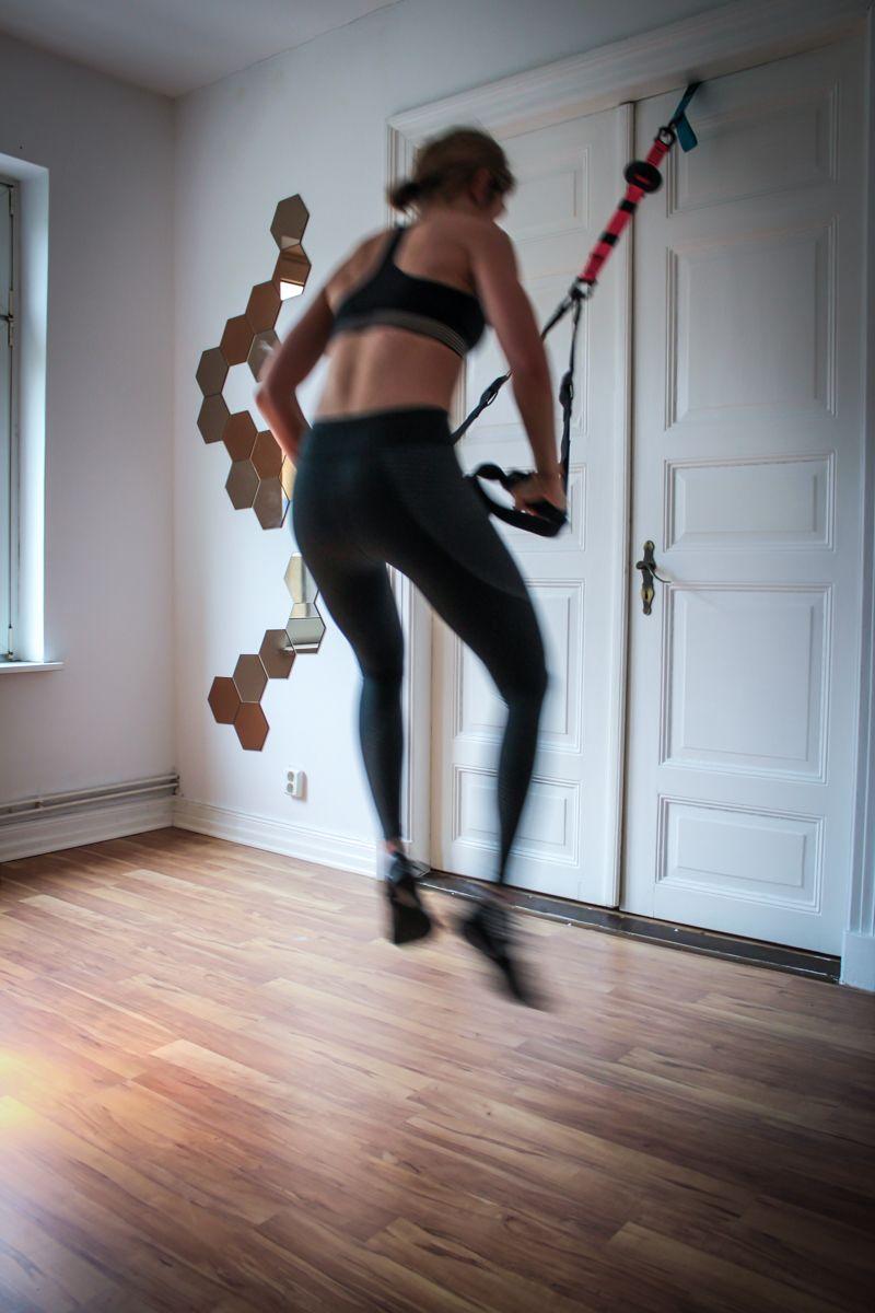 Sling Trainer Workout – 31 Schlingentrainer Übungen für